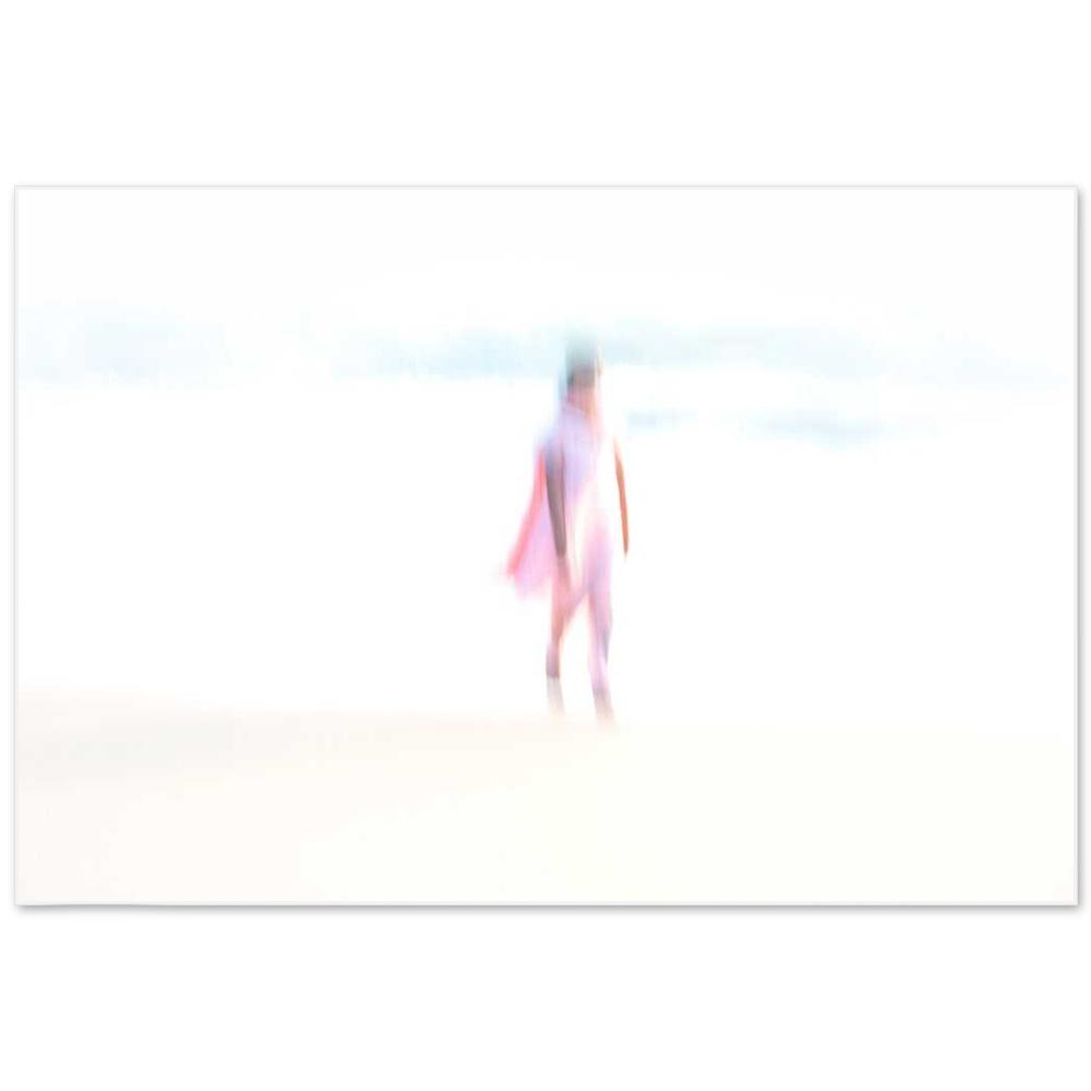 La Petite fille en Rose Картина фото