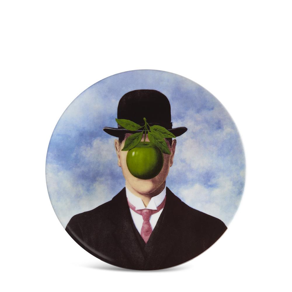 Ren? Magritte Тарелка декоративная La Grande Guerre фото