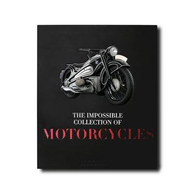 Книга Impossible collection of Motorcycles