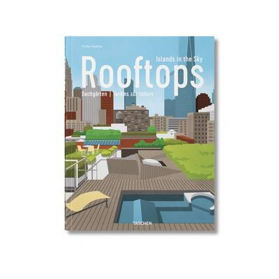 Книга Rooftops. Islands in the Sky