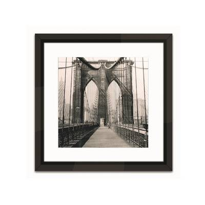The Brooklyn Bridge, Sunday Постер