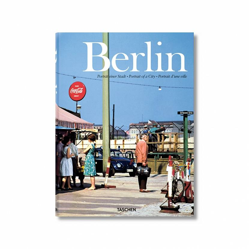 Книга Berlin. Portrait of a City