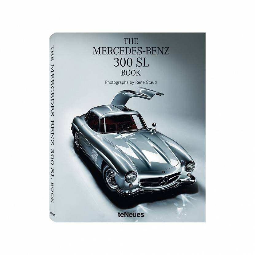 Книга Collector's Editions, The Mercedes-Benz 300 SL