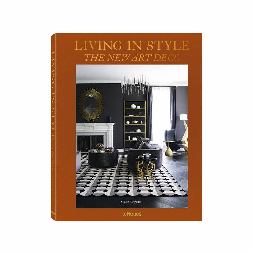 Книга Living in Style The New Art Deco