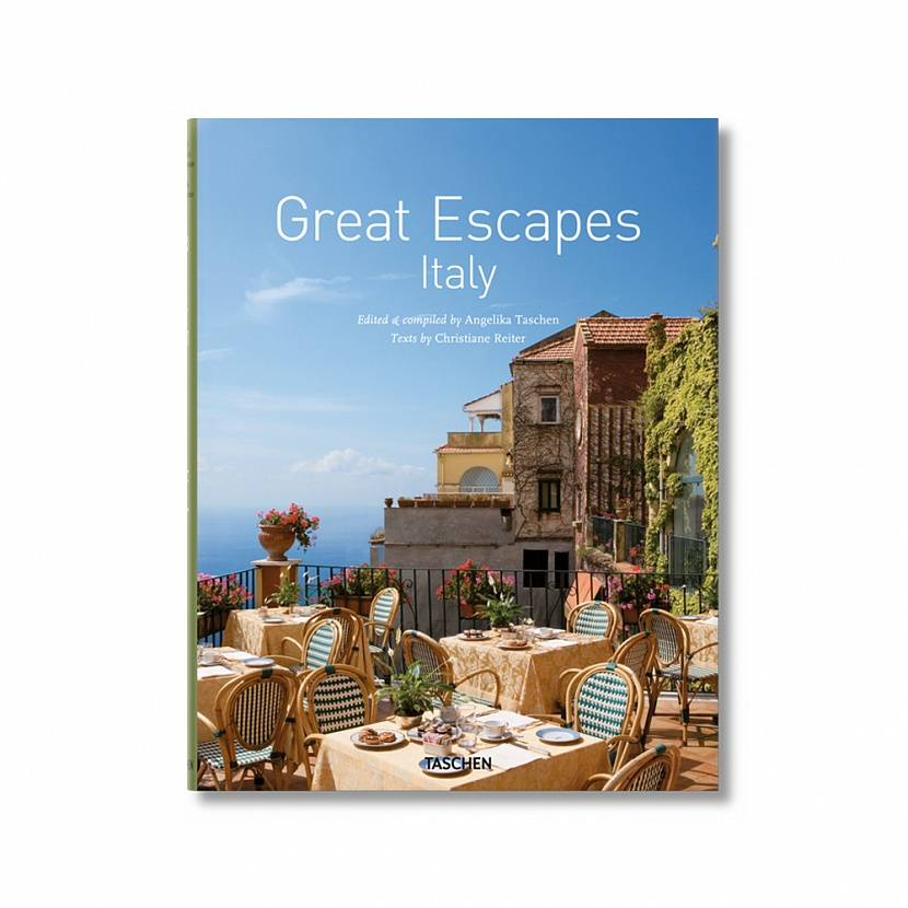 Книга Great Escapes. Italy