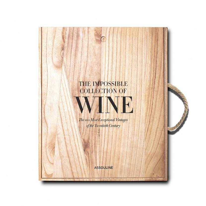 Книга Impossible Collection of Wine